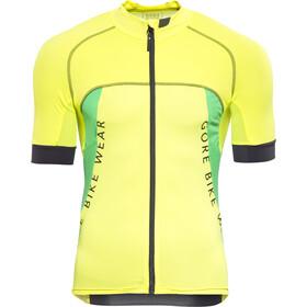 GORE BIKE WEAR ALP-X PRO Jersey Men cadmium yellow/fresh green